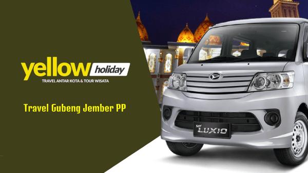 Travel Gubeng Jember