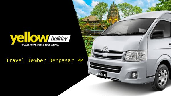 Travel Jember Denpasar